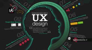 تاثیر تجربه کاربری بر طراحی سایت